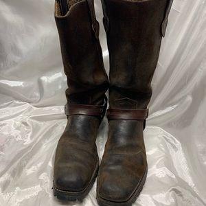 Vibram Harness Boots